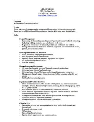 view resume - Roho.4senses.co